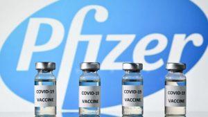 vacuna pfizer ya en varios paises